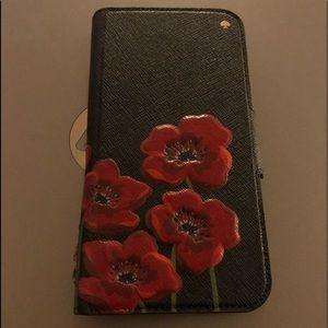 Kate spade phone wallet iPhone X